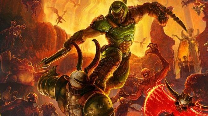 Doom Eternal Speedrun verseny a Kaspersky támogatásával a 2020-as nyári online játékmaratonon