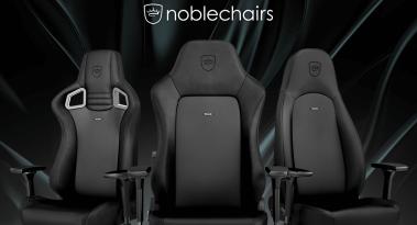 Noblechairs gamer székek luxuskivitelben
